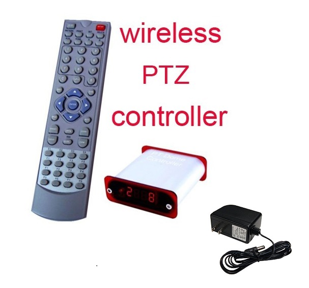 ptz camera ir remote control rs485 pelco d p wireless. Black Bedroom Furniture Sets. Home Design Ideas