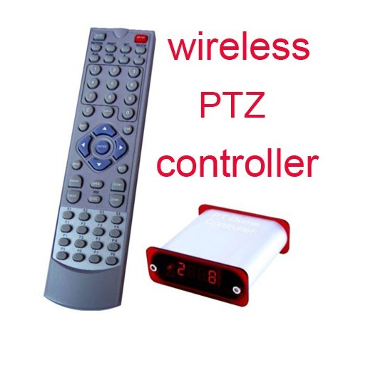 new wireless pelco d p rs485 remote control ir ptz camera. Black Bedroom Furniture Sets. Home Design Ideas
