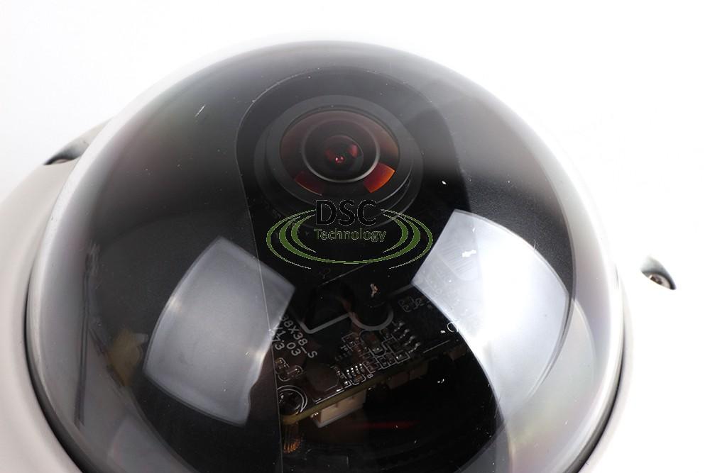 Outdoor Indoor Onvif 1080p 360degree Fisheye Panoramic