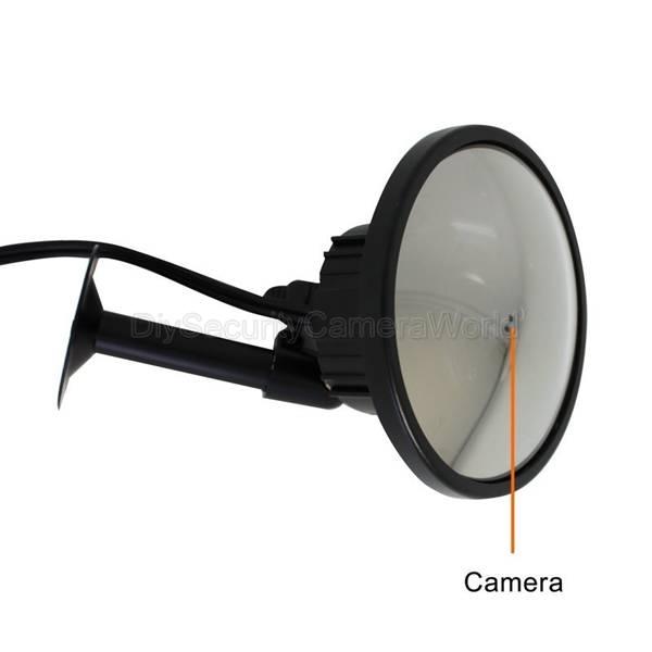 hidden mirror cctv security hidden spy mirror camera sony 13 ccd 700tvl ebay